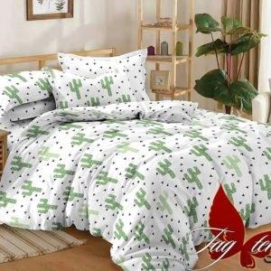 купить Постельное белье TAG S301 Зеленый фото
