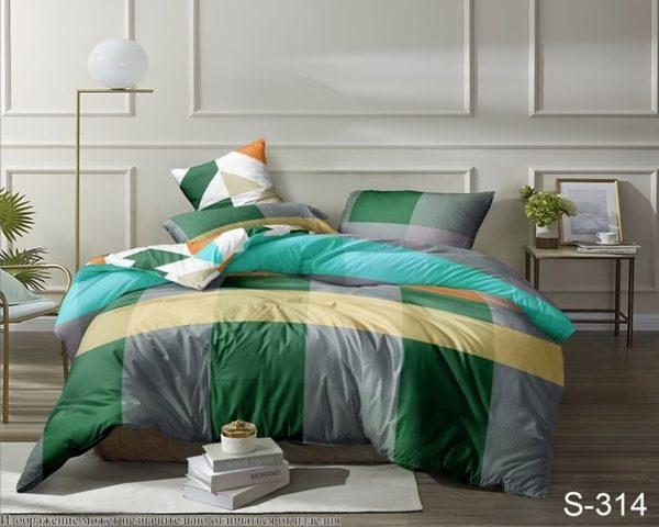 купить Постельное белье TAG S314 Зеленый фото