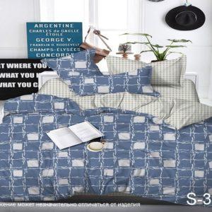 купить Постельное белье TAG S322 Синий фото