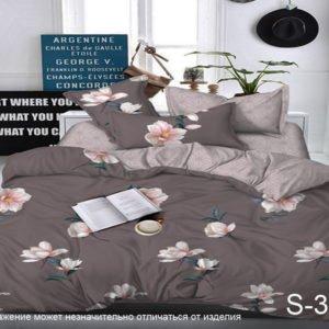 купить Постельное белье TAG S331 Коричневый фото
