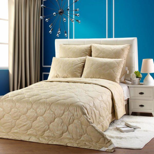 купить Одеяло Arya Luxury Alpaca Бежевый фото