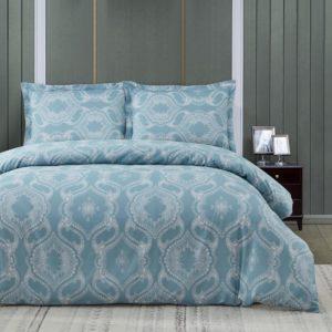 купить Постельное белье Arya Simple Living Veras Голубой фото