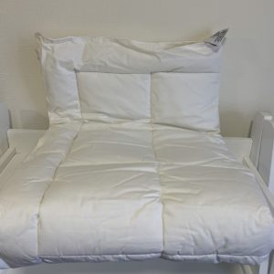 купить Детское одеяло микрогелевое Tac Biyeli Bebek Белый фото