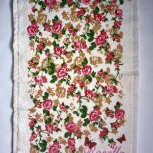 купить Кухонное полотенце Melih махра Rosabella Розовый фото