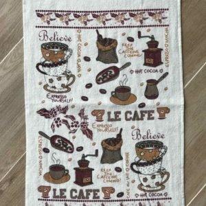 купить Кухонное полотенце Melih Le Cafe Кофейный фото