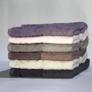 купить Набор махровых полотенец Miss Cotton хлопок Лилия 6 шт  фото