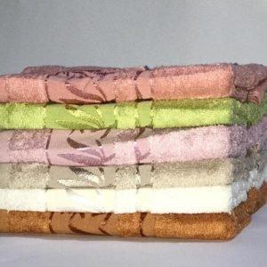 купить Набор махровых полотенец Miss Cotton Bamboo De Lux 6 шт  фото