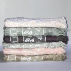 купить Набор махровых полотенец Miss Cotton Bamboo Jasmin 6 шт  фото