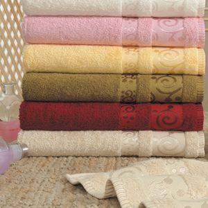 купить Набор махровых полотенец Sikel Bamboo Organic 6 шт  фото