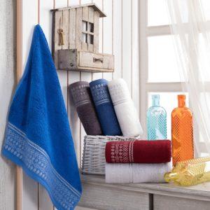 купить Набор махровых полотенец Sikel Bamboo Royal 6 шт  фото