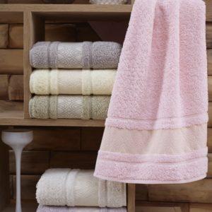 купить Набор махровых полотенец Sikel Cotton Bade 6 шт  фото