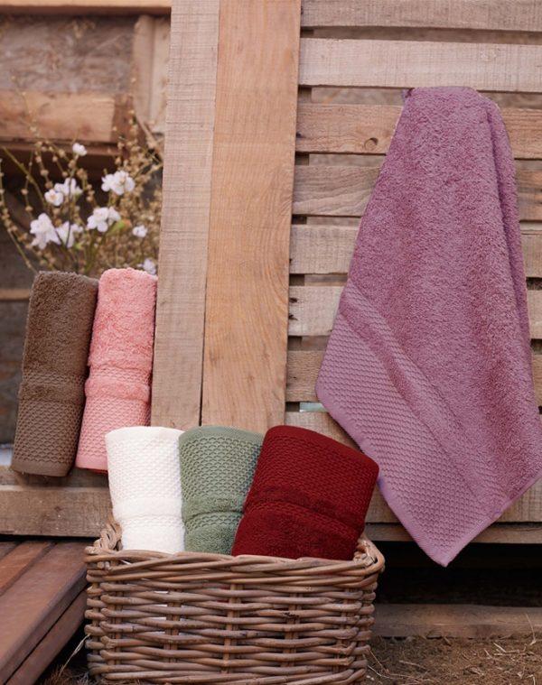 купить Набор махровых полотенец Sikel Cotton Kumsal 6 шт  фото
