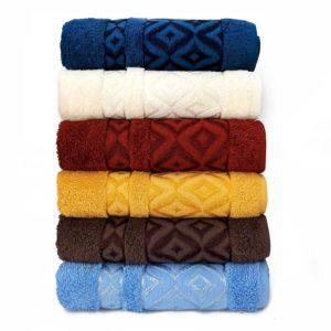 купить Набор махровых полотенец Sikel Cotton Prizma 6 шт  фото