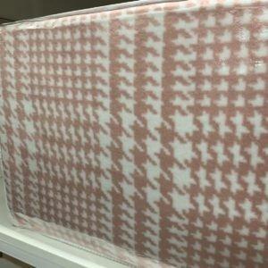 купить Плед TAC Cotton Battaniye Romy пудра Розовый фото