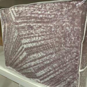 купить Плед TAC Cotton Battaniye Venus фиолетовый Фиолетовый фото