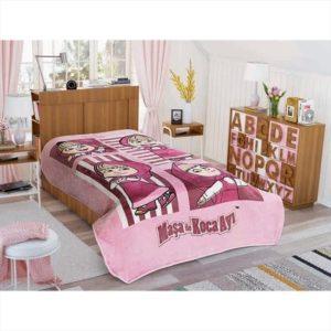 купить Плед TAC Disney Masha Image Розовый фото