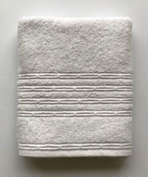 купить Полотенеце махровое Gold Soft Life Cotton Deniz белый Белый фото