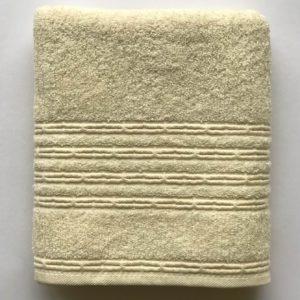 купить Полотенеце махровое Gold Soft Life Cotton Deniz кремовый Кремовый фото