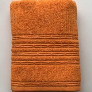 купить Полотенеце махровое Gold Soft Life Cotton Deniz оранжевый Оранжевый фото