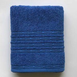 купить Полотенеце махровое Gold Soft Life Cotton Deniz синий Синий фото