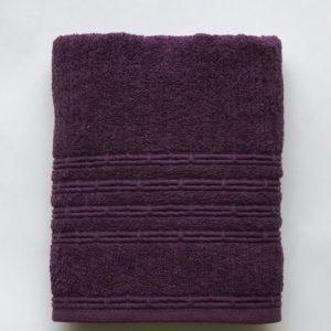купить Полотенеце махровое Gold Soft Life Cotton Deniz фиолетовый Фиолетовый фото
