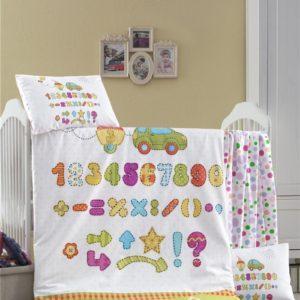 купить Постельное белье для младенцев Victoria Ранфорс Abakus  фото