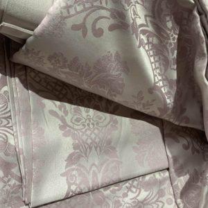 купить Постельное белье Zugo Home бамбук Standart розовый Розовый фото