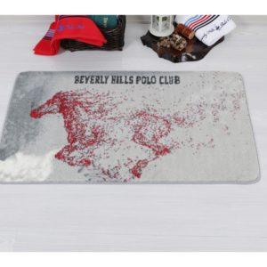 купить Коврик Beverly Hills Polo Club - 310 Red Красный фото