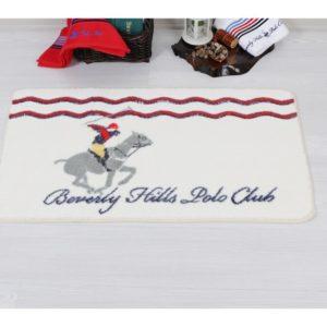 купить Коврик Beverly Hills Polo Club - 311 Grey Серый фото