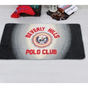 купить Коврик Beverly Hills Polo Club - 314 Cream Серый фото