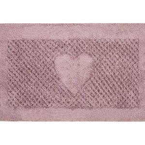 купить Коврик Irya - Amory pembe Розовый фото