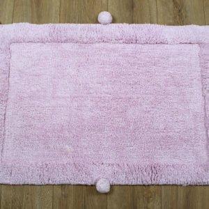 купить Коврик Irya - New Stria pembe Розовый фото