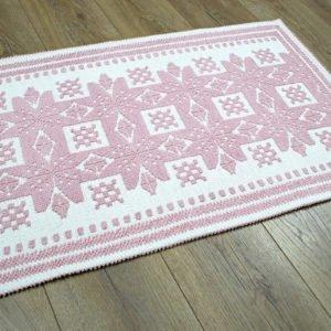 купить Коврик Irya - Palmed pudra Розовый фото