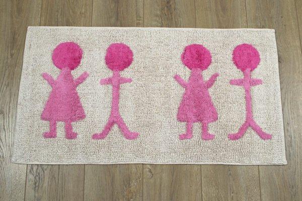 купить Коврик Irya - Semya camilia Розовый фото