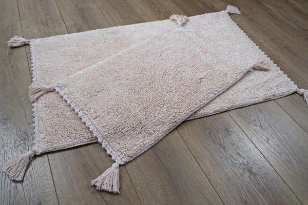 купить Набор ковриков Irya - Angel pembe Розовый фото