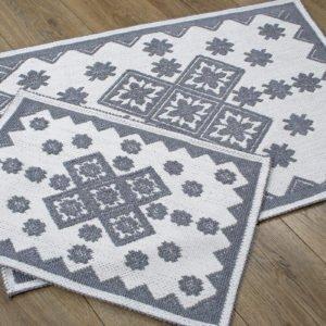 купить Набор ковриков Irya - Culina gri Серый фото