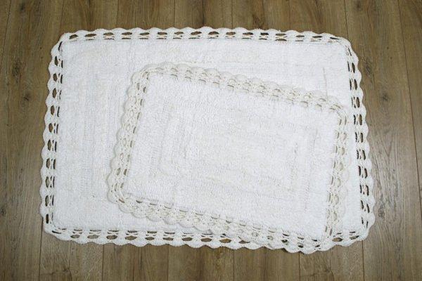 купить Набор ковриков Irya - Debra ekru Кремовый фото