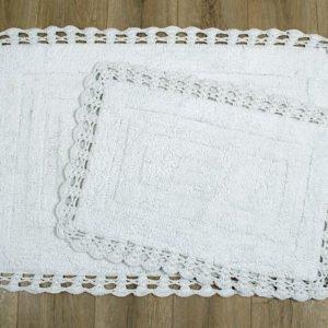 купить Набор ковриков Irya - Debra yesil Ментоловый фото