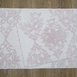 купить Набор ковриков Irya - Juana pembe Розовый фото