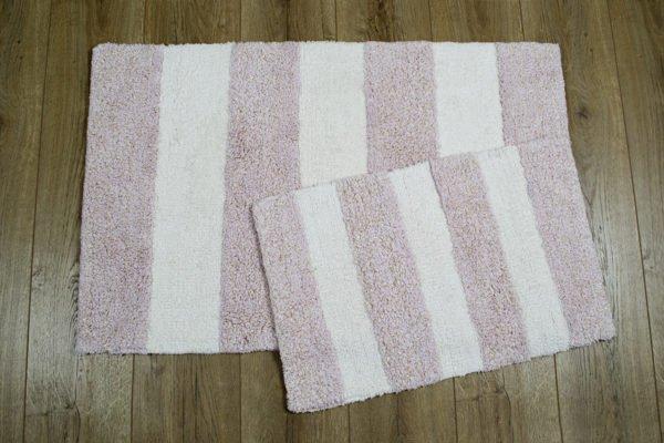 купить Набор ковриков Irya - Kate pembe Розовый фото