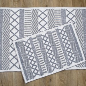 купить Набор ковриков Irya - Kitaro gri Серый фото