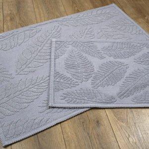 купить Набор ковриков Irya - Levin gri Серый фото