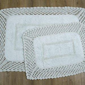 купить Набор ковриков Irya - Lizz mint Ментоловый фото