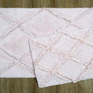 купить Набор ковриков Irya - Nadia pembe Розовый фото