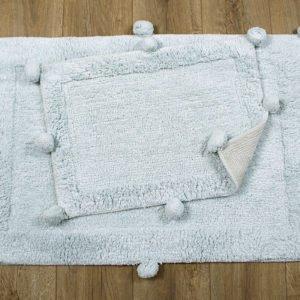 купить Набор ковриков Irya - New Stria yesil Ментоловый фото