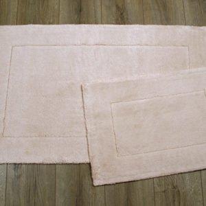купить Набор ковриков Irya - Vega pudra Розовый фото