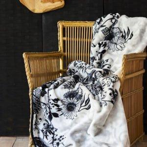 купить Плед Karaca Home Arden Siyah 2020-1 Черный фото