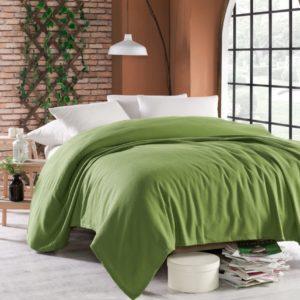 купить Покрывало пике Enlora Home Casuel haki Зеленый фото