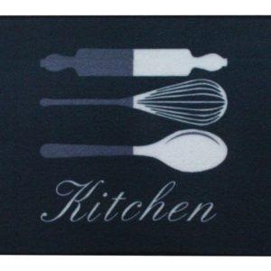 купить Коврик для кухни Cooky 50*125 Kitchen Синий фото