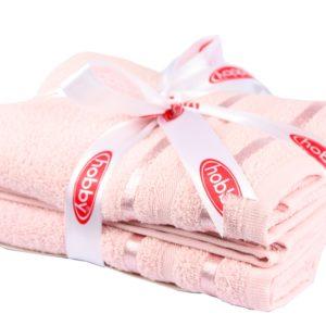 купить Набор Полотенец Nisa 50*90 2шт. Розовый Розовый фото